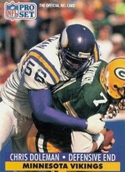 Chris Doleman - DL #56