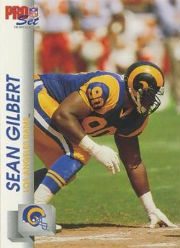 Sean Gilbert - DL #90