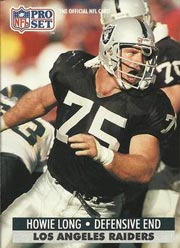 Howie Long - DL #75