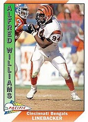 Alfred Williams - LB #94