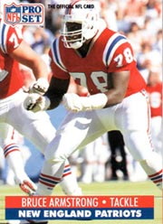 Bruce Armstrong - OL #78