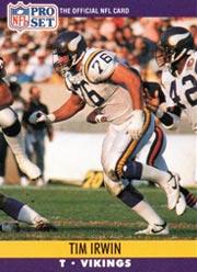 Tim Irwin - OL #76