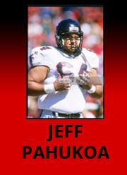 Jeff Pahukoa - OL #69