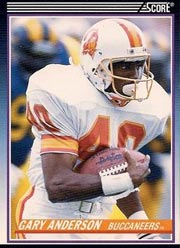 Gary Anderson - RB #40