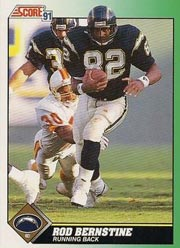 Rod Bernstine - RB #33