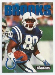 Bill Brooks - WR #80