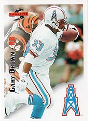 Gary Brown - RB #33