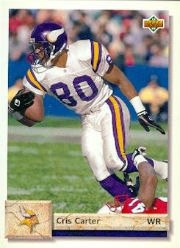 Chris Carter - WR #80