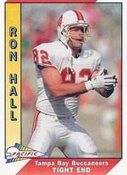 Ron Hall - TE #82