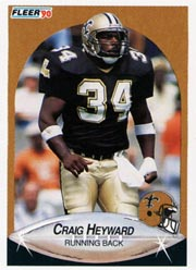 Craig Heyward - RB #45
