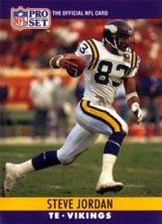 Steve Jordan - TE #83
