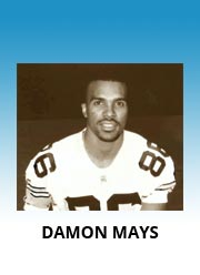 Damon Mays - RB #86