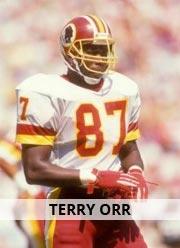 Terry Orr - TE #89