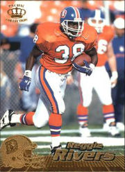 Reggie Rivers - RB #38