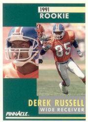 Derek Russell - WR #85