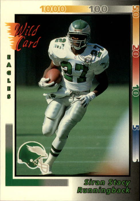 Siran Stacy - RB #27