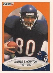 James Thornton - TE #80
