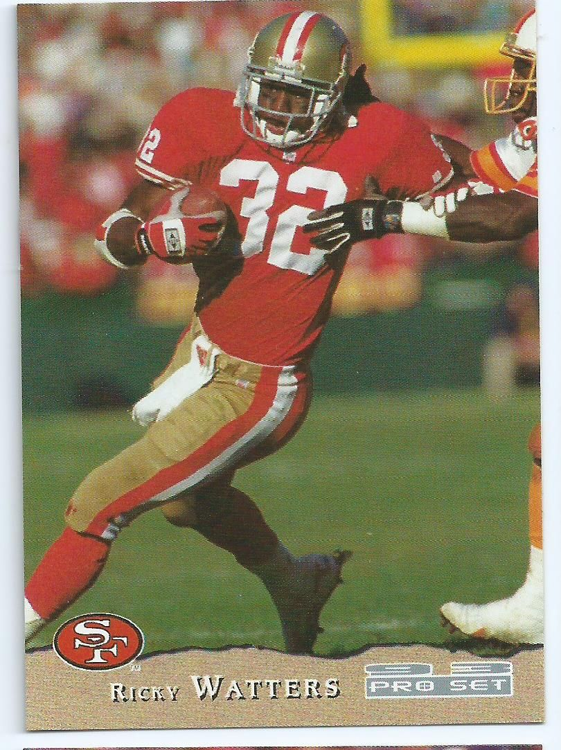Ricky Watters - RB #32
