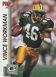 Vince Workman - RB #46